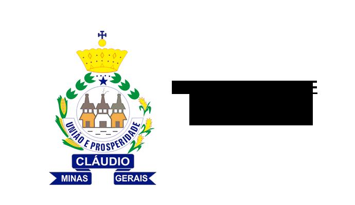 PREFEITURA DE CLÁUDIO – MG